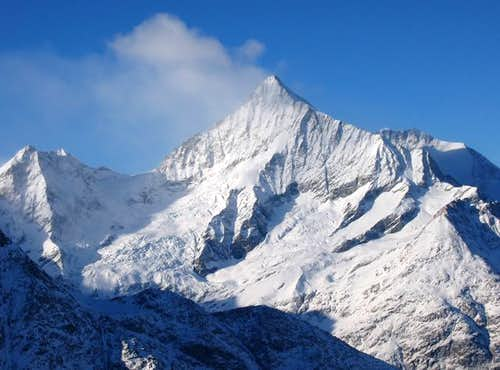 Schalihorn (3974 m),...