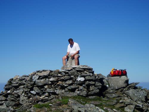On Top of Ben Klibreck