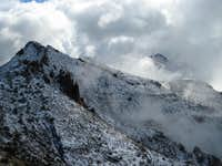 Superstition Ridgeline in Winter