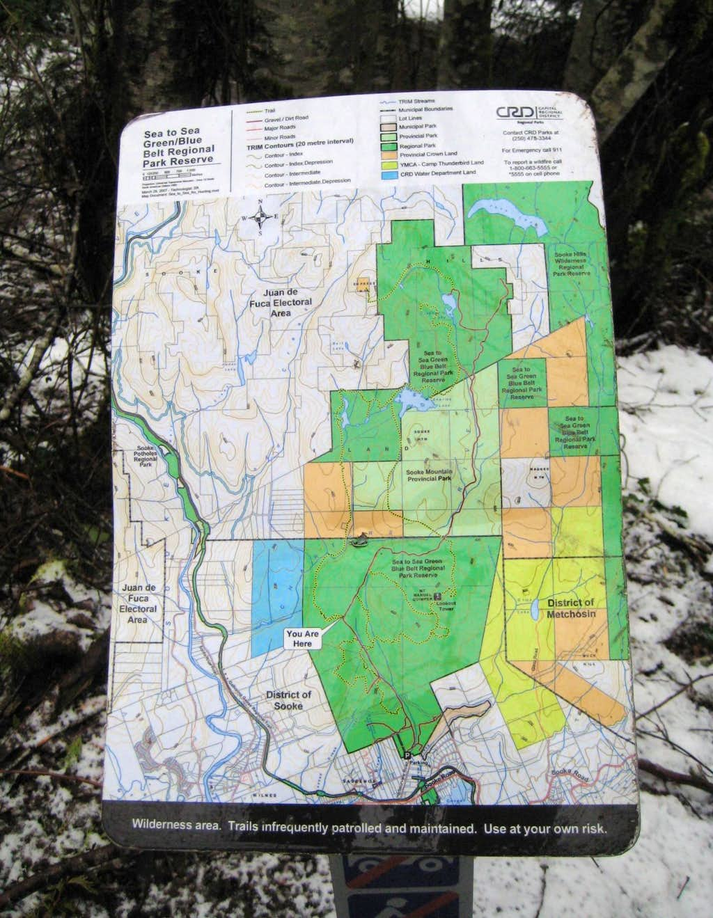 Briefly Lived Manuel Quimper Trail Map Photos Diagrams Topos