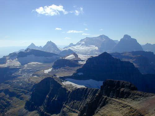 View from Custer Peak