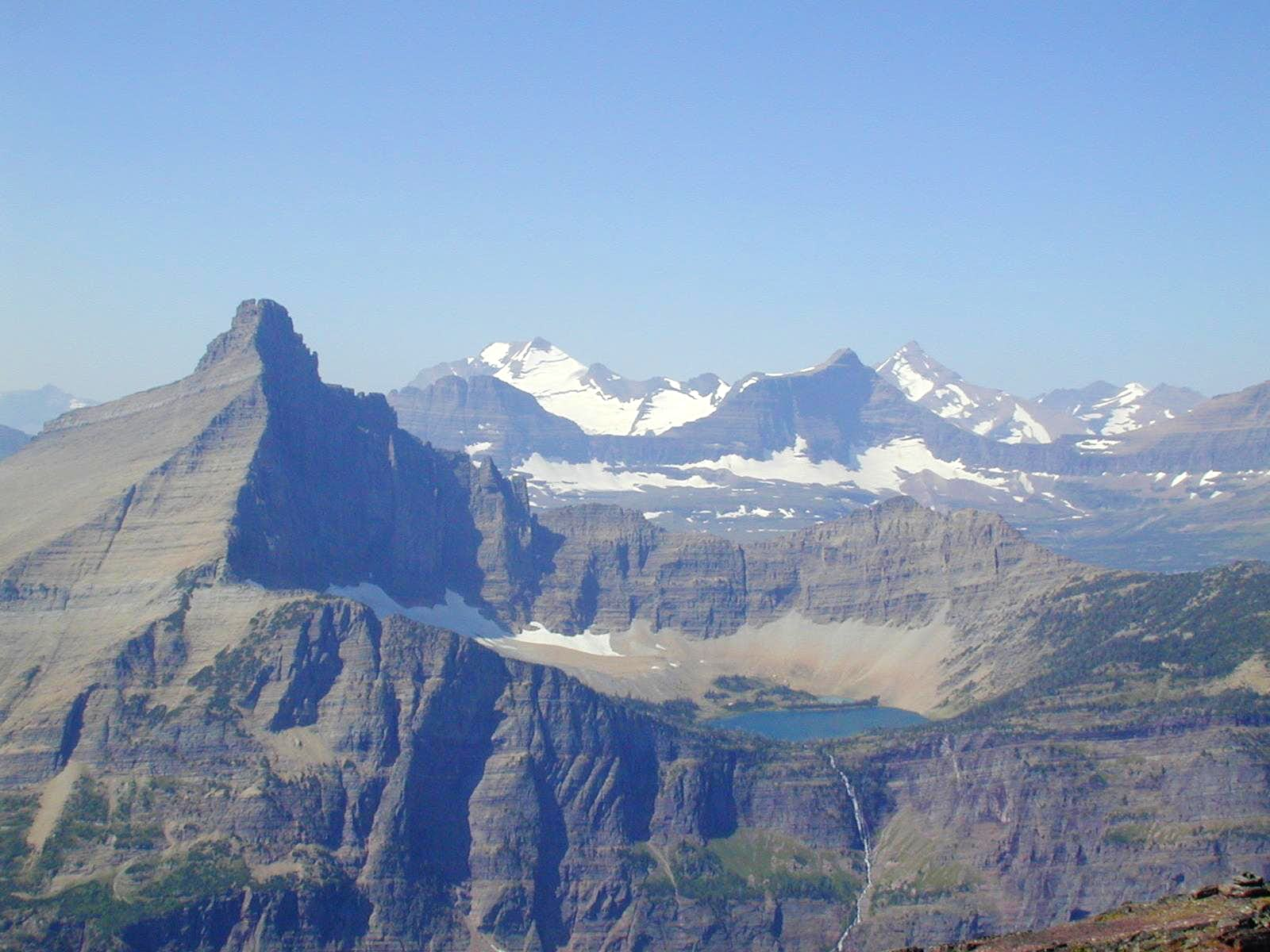 Split Mountain(GNP)