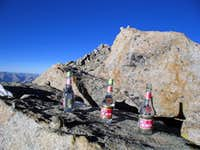 Alcohol on 5600m