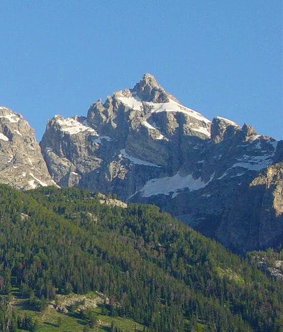 Mt. Owen from the east. July...