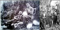 Duke of Abruzzi - Rwenzori 1906 collage