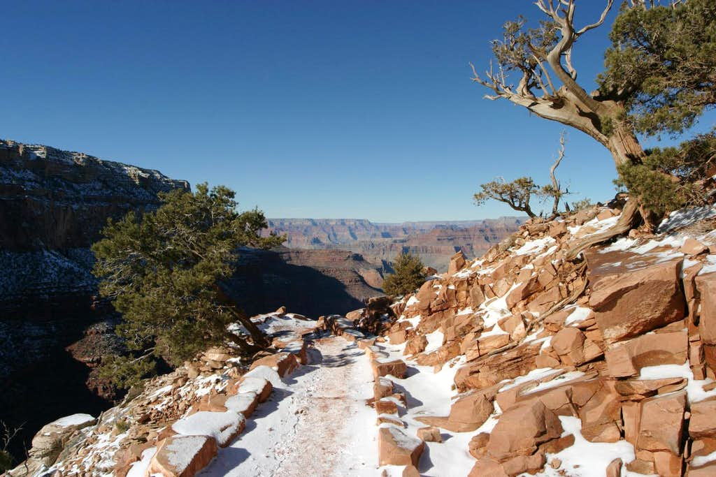 South Kaibab in Winter