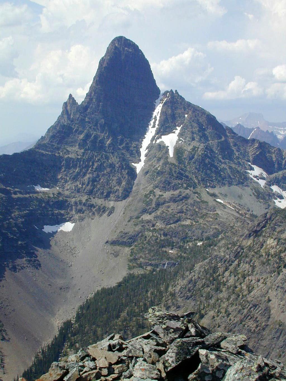 Mount St Nicholas(GNP)