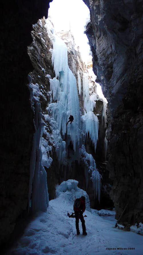 Marble Canyon, II, WI 3-5