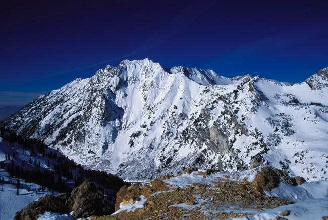 Mt Superior from Alta...