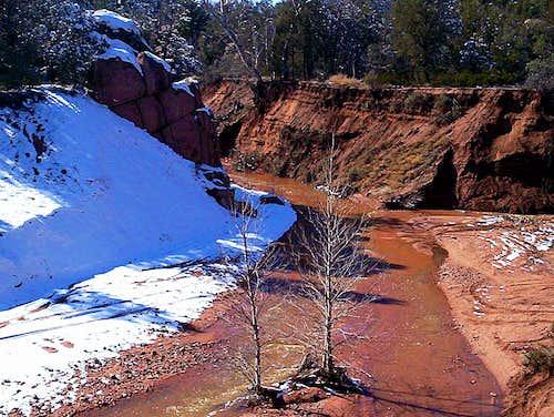Lower Stewart Creek
