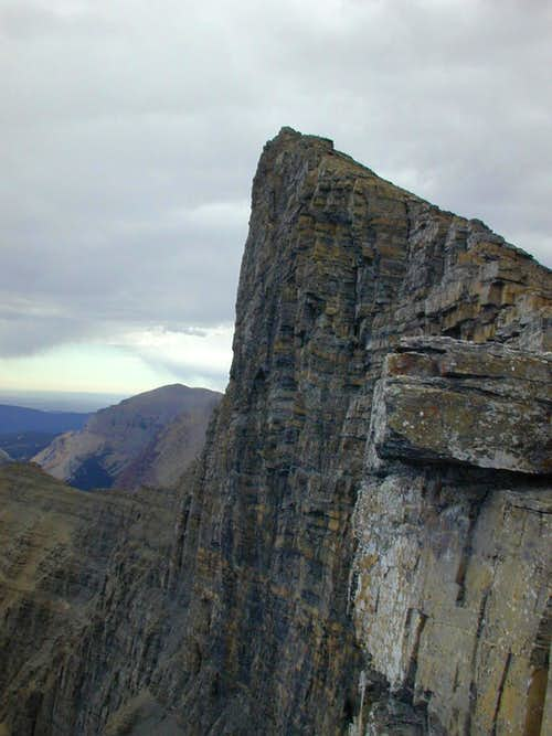 Goat Haunt Mountain (GNP)
