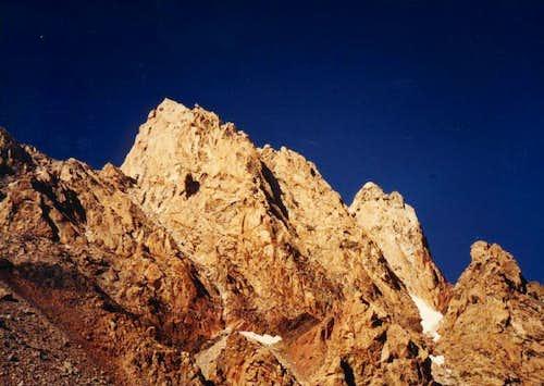 The (in)Direct Exum Ridge
