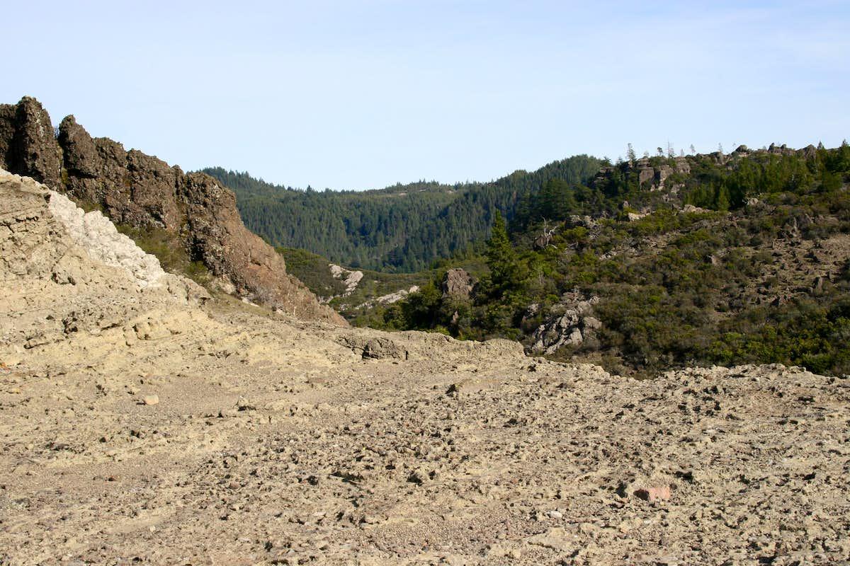 Table Rock (Napa Valley) : Climbing, Hiking \u0026 Mountaineering ...