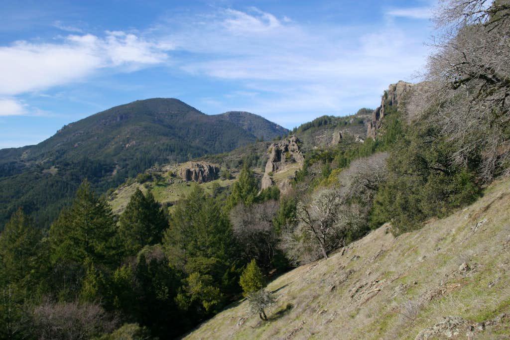 Table Rock (Napa Valley)
