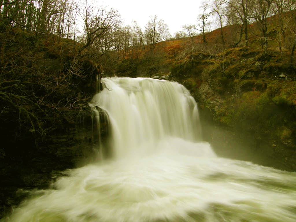 Falls of Falloch (Main Upper Falls)