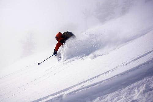 Skiing Superior