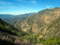 San Gabriel Mountains - Canyons
