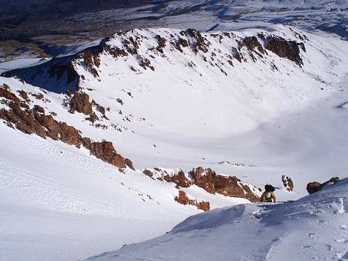 Mt. Erciyes, Angel's Road
