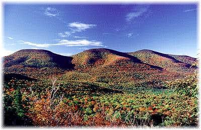 BlackHead Range as seen from...