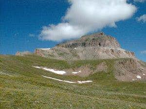 Full View of Uncompahgre Peak...