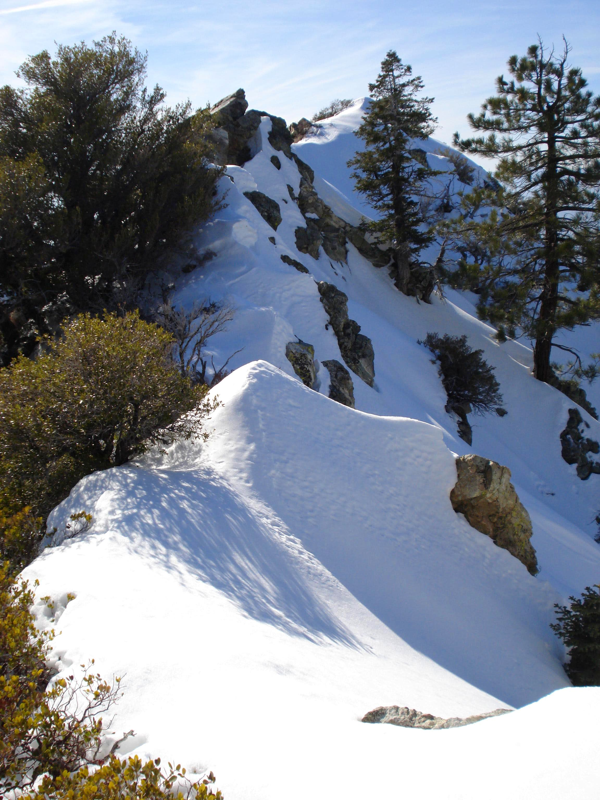 Iron Mountain\'s Grueling Southwest Ridge - Proceed with Caution