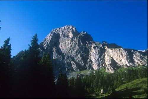 Mount Peralba, the third...