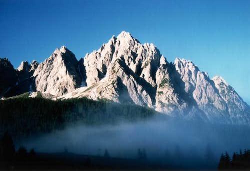 Mount Siera seen in all its...