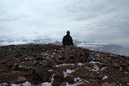 Cerro Jorquencal