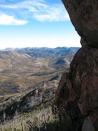 Combs Peak, 2/08
