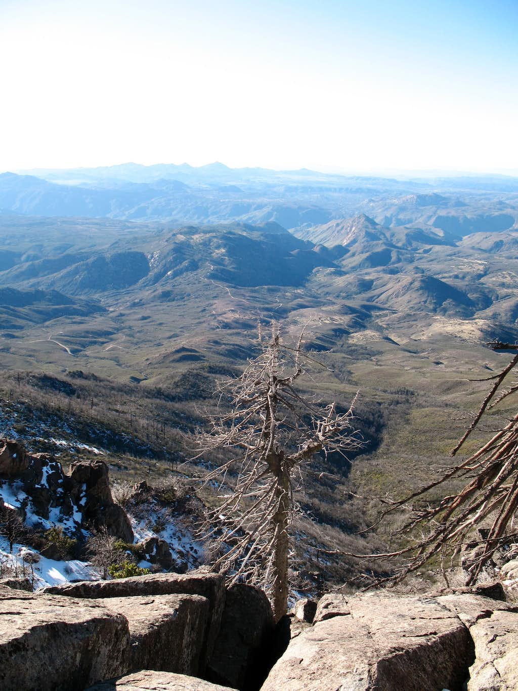 An account of the hiking trip atop mt madison