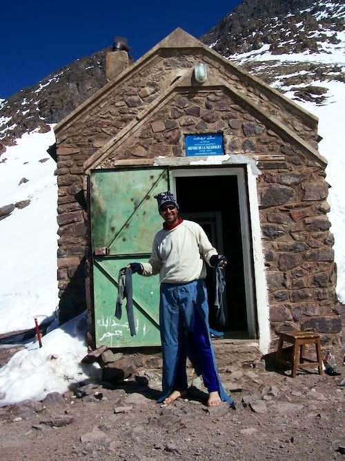 Tazaghart Hut
