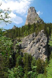 Altar Rock, Transylvania
