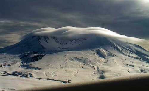 Winter Moods of St. Helens