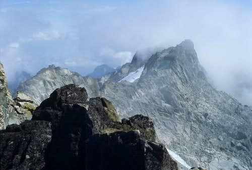 Ensonga Peak, Mt. Speke