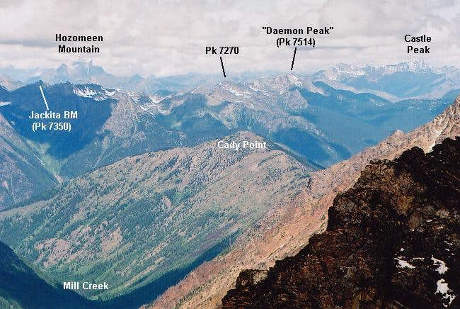 Jackita Ridge fr Azurite