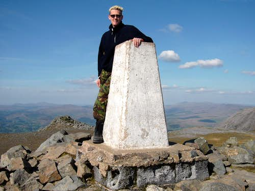 My Summits Trigs and Cairns