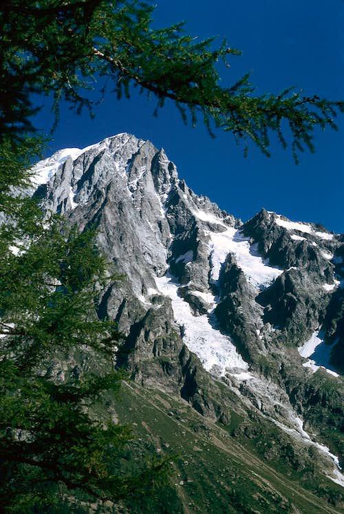 Glaciers de Tronchey - Pra Sec