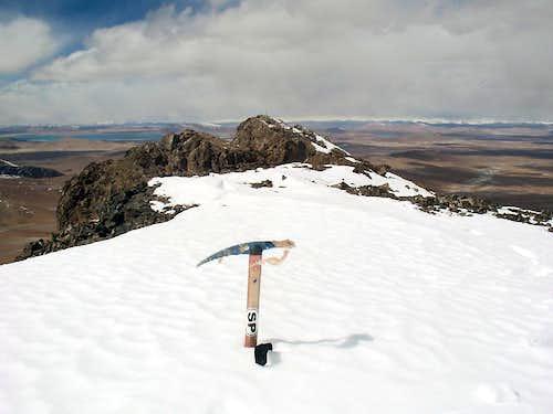 SP on summit