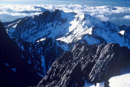 Yun Shan South Peak(3844m)