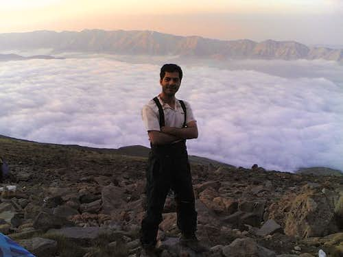 On The Clouds (Damavand)