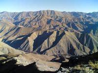 Central Alborz View