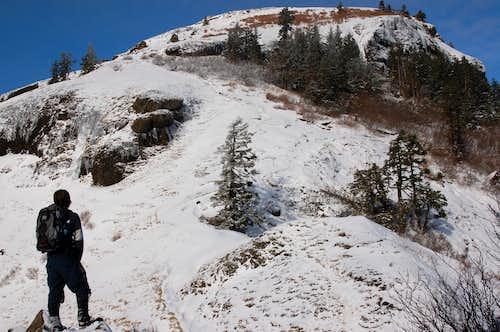 Classic Saddle Mountain