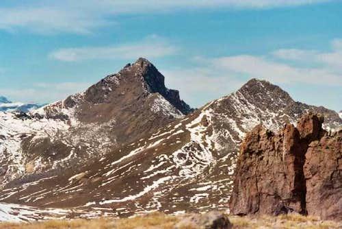 Wetterhorn & Matterhorn from...