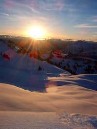December 23, 2003  Sunrise...