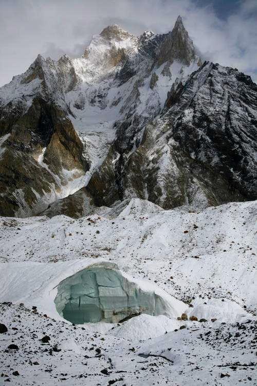 Marble Peak (6256m), Baltoro Glacier, Karakoram, Pakistan