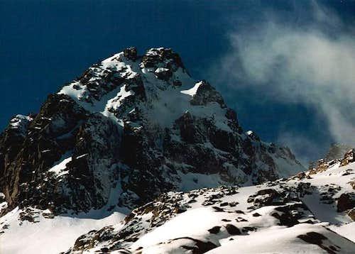 Almanzor´s North Face...