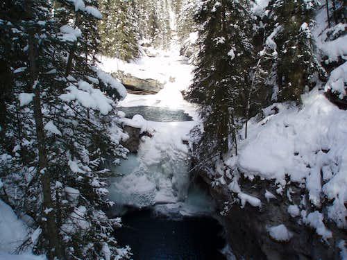 Iced Falls