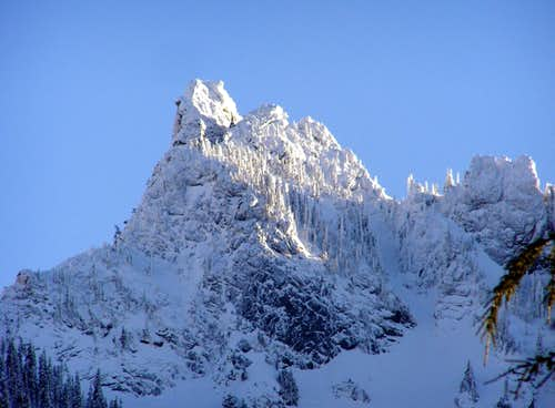 Devils Peak Summit