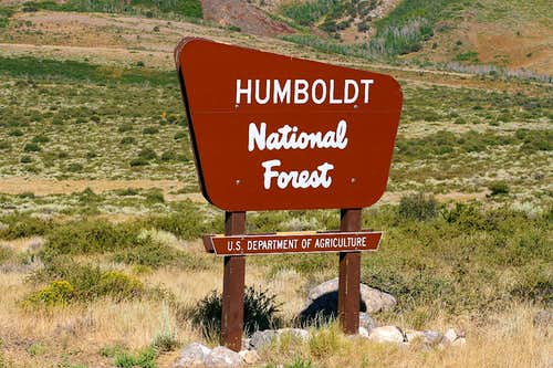 Humboldt National Forest