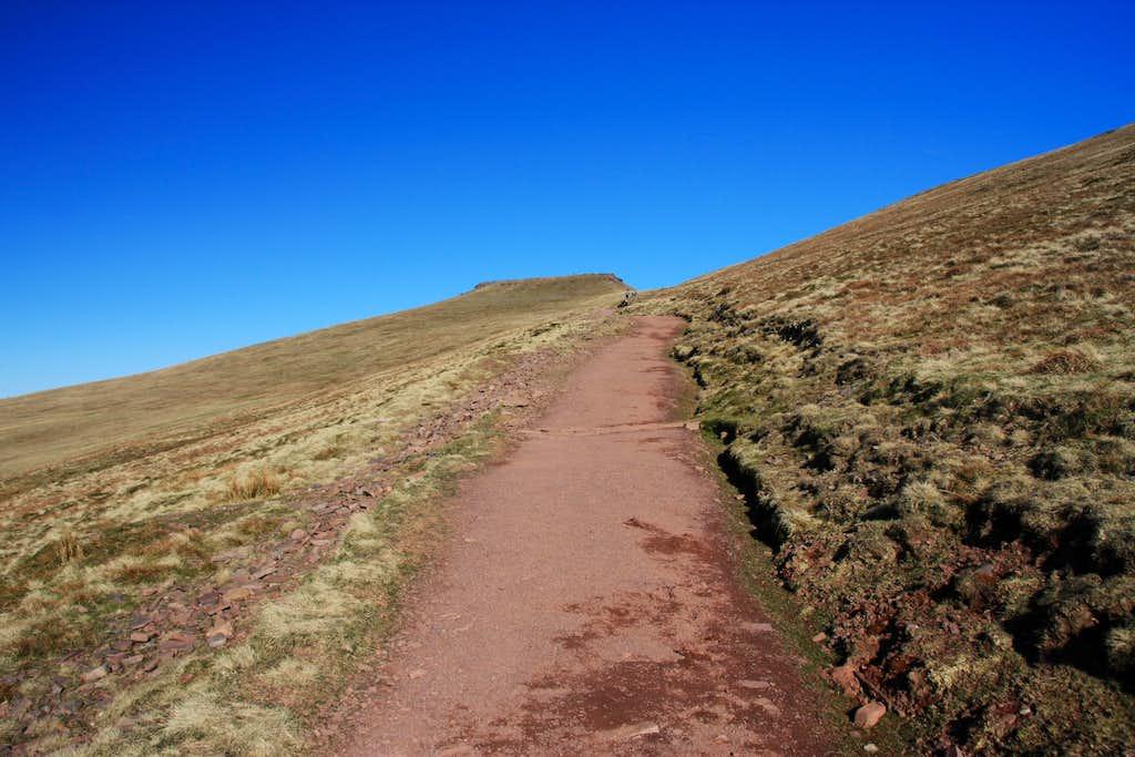 Well Trodden Path to the Summit